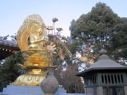 久米寺の仏像