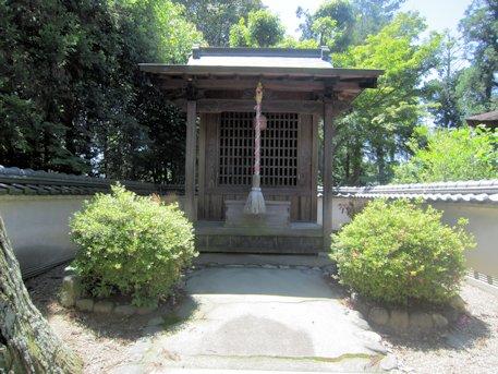久米寺の金毘羅