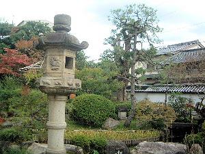 十輪院 庭園
