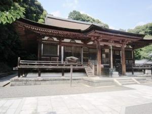長弓寺本堂 国宝