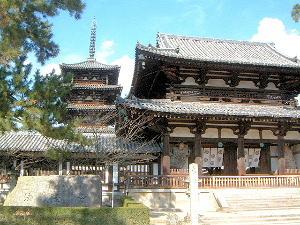 法隆寺 奈良観光