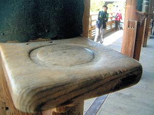 東大寺二月堂の意匠