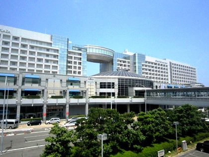 エアロプラザ ホテル日航関西空港