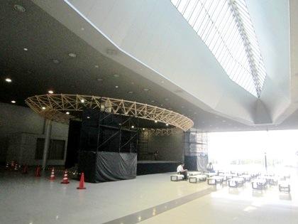 ステージイベント イベント広場 関西空港