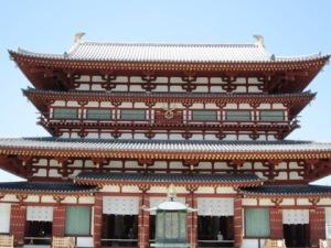 薬師寺金堂