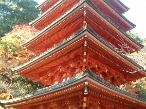 五重塔 長谷寺