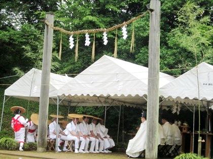 大神神社の神饌田