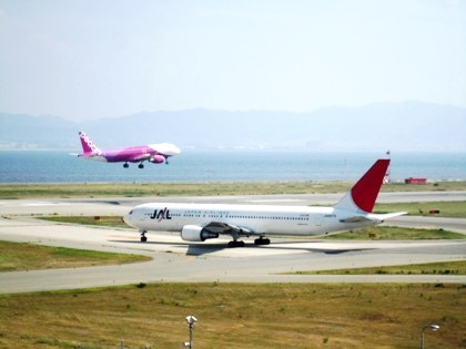 日本航空 JAL LCC航空 Peach
