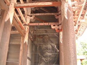 東大寺南大門の仁王像