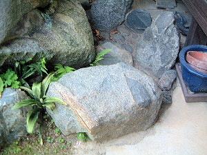 飛鳥石 人頭石