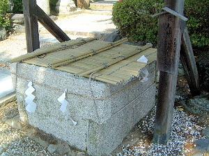 飛鳥井 飛鳥坐神社