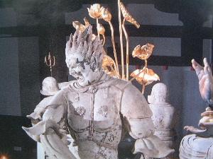 伐折羅大将(新薬師寺の十二神将)