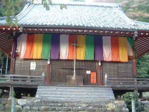 仏隆寺の本堂