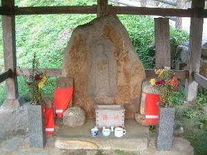 地蔵尊 仏隆寺