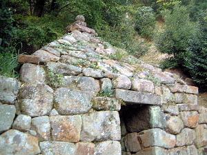石室 仏隆寺