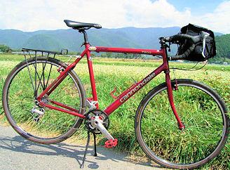 自転車 サイクリング