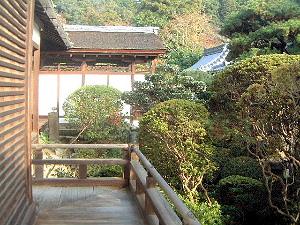 延命殿 旧地蔵院 長岳寺