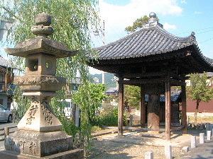 五智堂 長岳寺