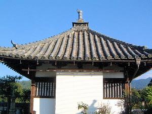 弘福寺境内