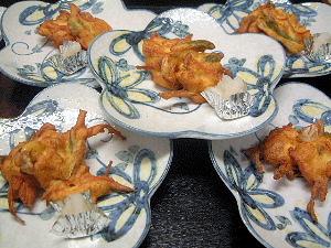 飛龍頭 冬の料理