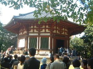興福寺北円堂 特別公開