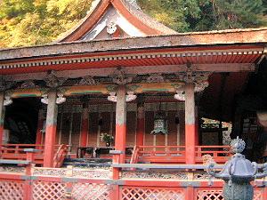 本殿 談山神社