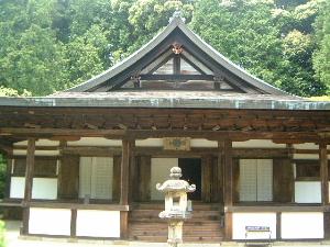 本堂 円成寺
