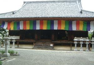 壷阪寺礼堂