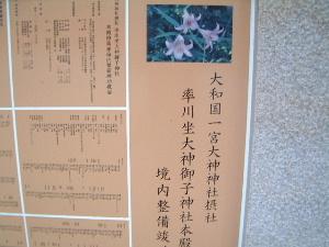 率川神社 大神神社