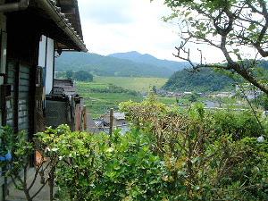石位寺からの眺望