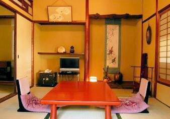 和室 客室 奈良の旅館大正楼