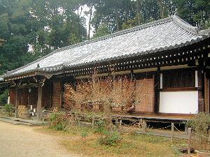 浄瑠璃寺本堂 九体阿弥陀堂