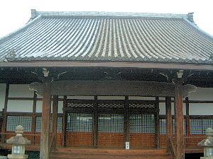 浄照寺本堂
