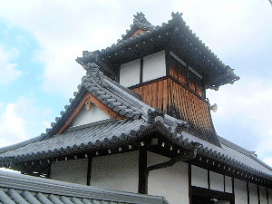浄照寺の太鼓楼