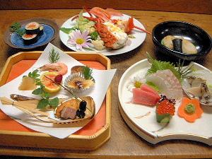 宴会 会席料理 奈良の旅館