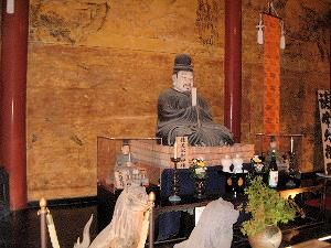 鎌足公神像 談山神社