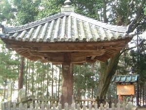 傘堂 奈良観光
