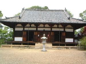 海龍王寺の本堂
