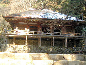 室生寺金堂 特別拝観