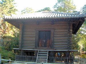 経蔵 唐招提寺