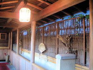 回廊 奈良の旅館大正楼