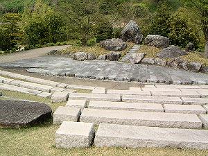 奈良県立万葉文化館 ステージ