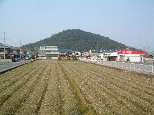 耳成山の風景