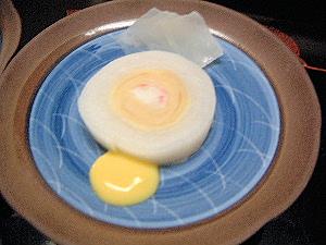 宮重巻き 会席料理