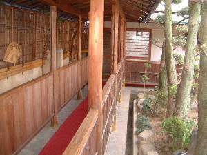回廊 奈良の宿大正楼