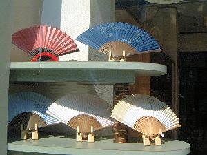 奈良団扇 奈良特産品