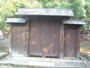 森鴎外の門