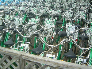 レンタサイクル 明日香村