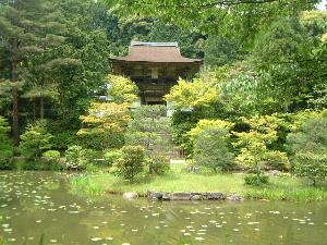 楼門 円成寺