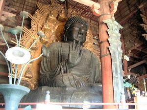 毘盧遮那仏 東大寺の大仏